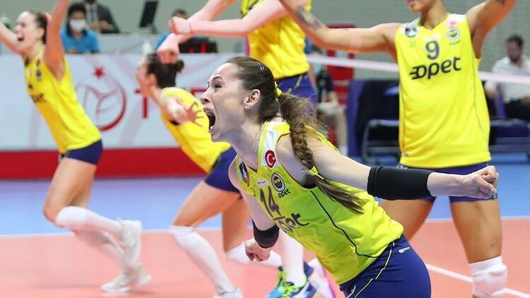 Fenerbahçe Opet, Misli.com Sultanlar Ligi'nde finale yükseldi