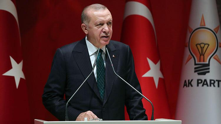 Erdoğan İl Başkanları Toplantısı'nda konuştu: Vakaları birkaç binli rakamlara düşürürsek...