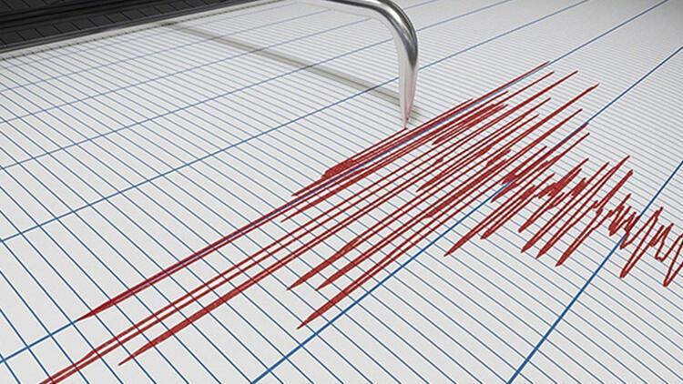 Son dakika deprem haberi: Ege Denizi'nde peş peşe depremler