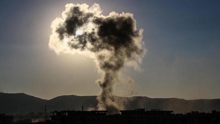 Esad rejiminden İsrail iddiası: Şam'a hava saldırısı düzenledi