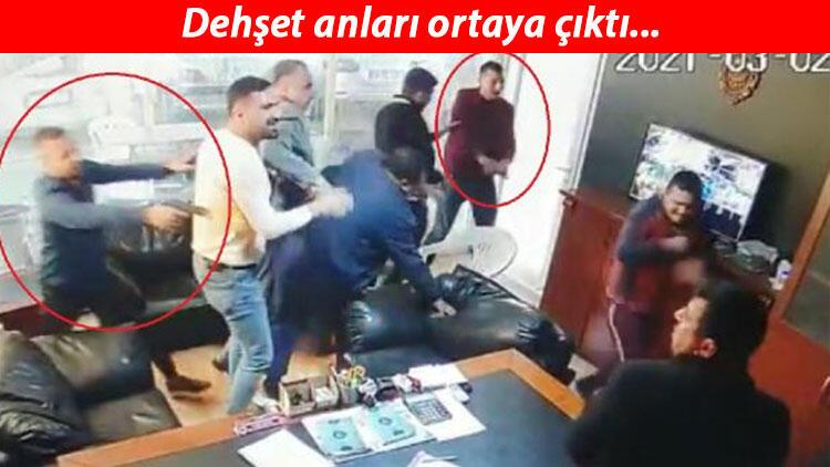 Dehşet anları ortaya çıktı... Mersin'de şantaj çetesine operasyon!