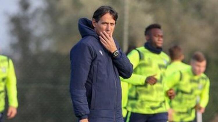 Lazio Teknik Direktörü Simone Inzaghi, Kovid-19'a yakalandı