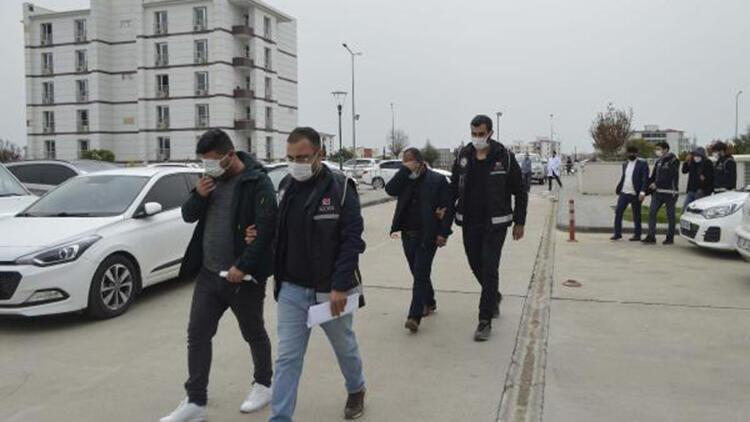 Gölbaşı'nda tefecilik operasyonu: 3 tutuklu