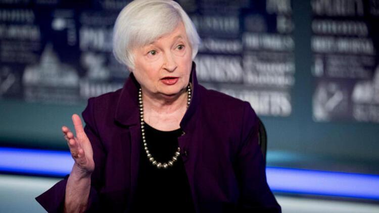 ABD Hazine Bakanı Yellen'dan küresel ekonomi uyarısı