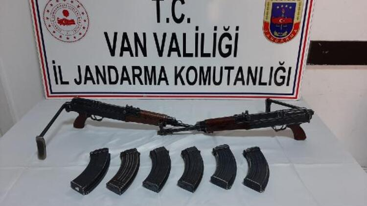 Van merkezli 3 ilde terör operasyonu: 5 gözaltı