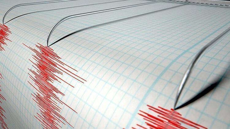 Son dakika depremler: Ege Denizi'nde korkutan deprem