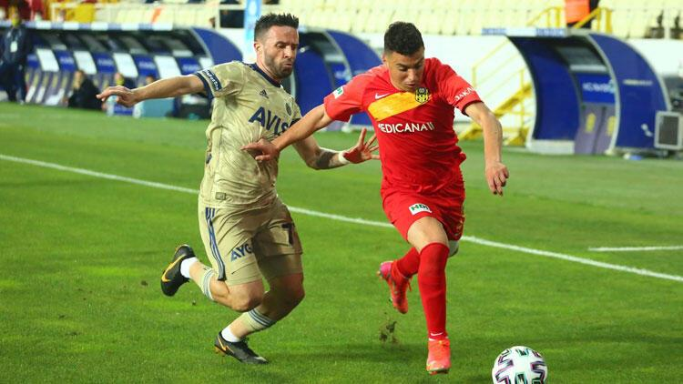 Yeni Malatyaspor 1-1 Fenerbahçe (Maç özeti ve goller)