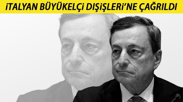 Son dakika haberi: Türkiye derhal harekete geçti! İtalya'nın Ankara Büyükelçisi Dışişleri'ne çağrıldı... Peş peşe tepkiler geliyor