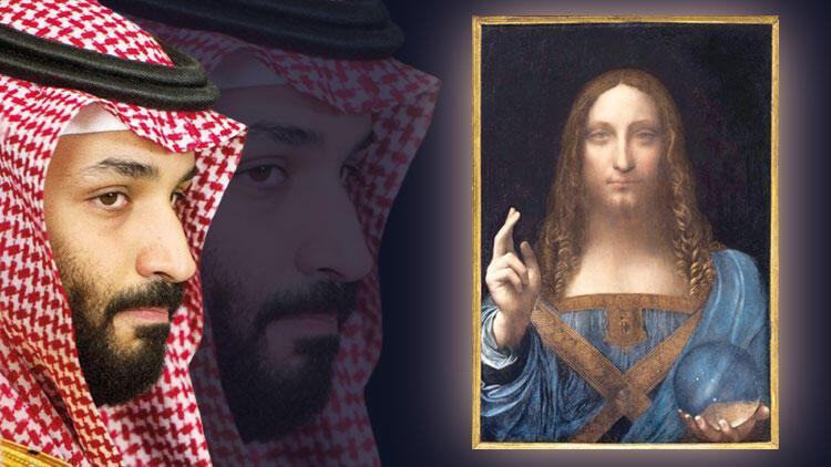 Suudi Prense büyük Da Vinci şoku! 450 milyon dolara almıştı..