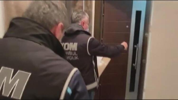 FETÖ'nün hakim ve savcı adaylığı çalışma evlerine operasyon: 10 gözaltı
