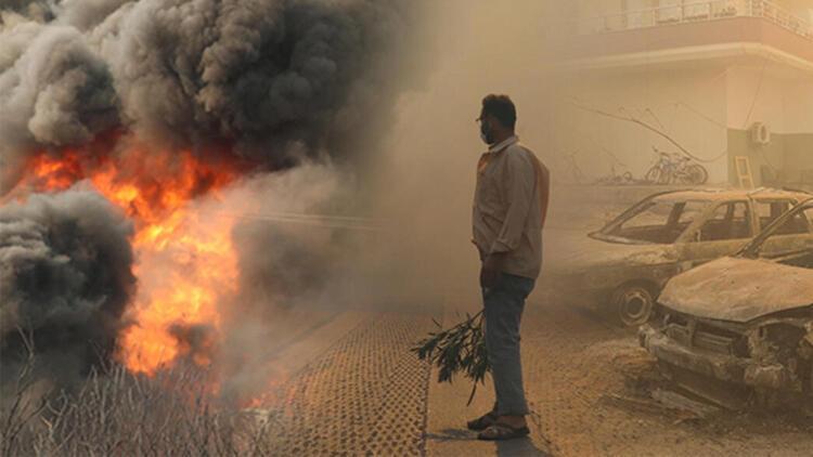 Hatay'da 3 gün süren yangınla ilgili iddianame kabul edildi! İşte istenen cezalar...