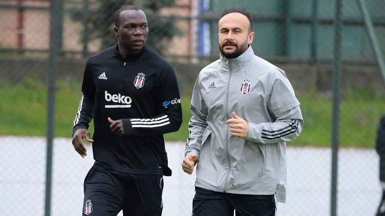 Beşiktaş'ta BB Erzurumspor hazırlıkları sürüyor! Aboubakar...