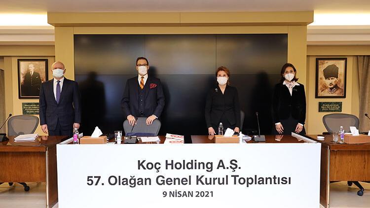 Koç Holding'in 57. Olağan Genel Kurulu gerçekleşti