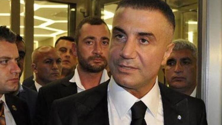 Sedat Peker'in suç karnesi kabarık: 10 yıldan fazla cezaevinde kaldı