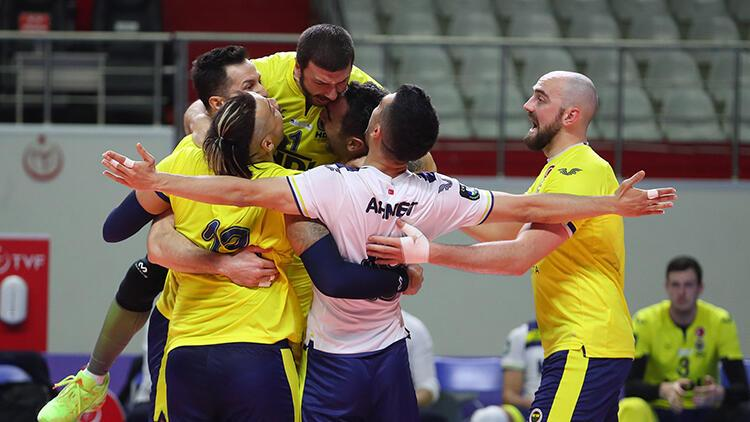 Fenerbahçe HDI Sigorta, Efeler Ligi'nde finalde!