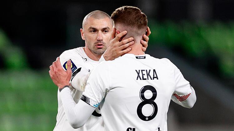Metz 0-2 Lille (Maçın özeti)