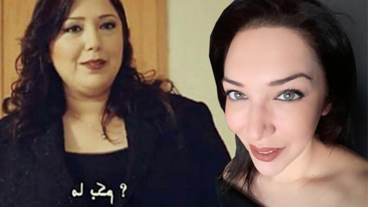 Aylin Mirva Sağlam'ın şaşırtan değişim