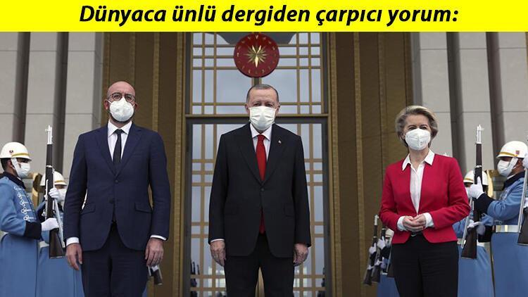 Der Spiegel: Protokol krizinde Türkiye'nin suçu yok