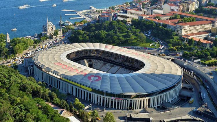 Beşiktaş, Vodafone Park'taki 5. yılını kutluyor