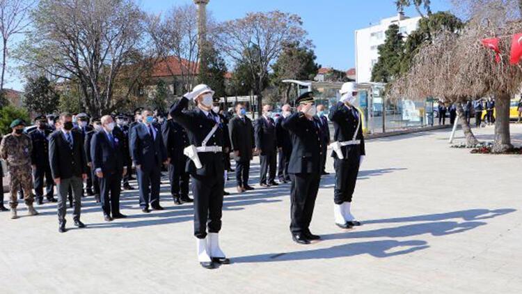 Edirne ve Tekirdağ'da Polis Haftası kutlandı