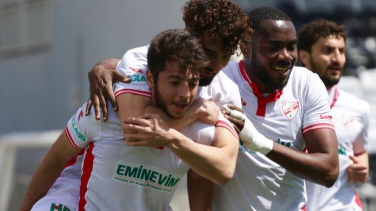 Altay 0 - 1 Beypiliç Boluspor (Maçın golü ve özeti)