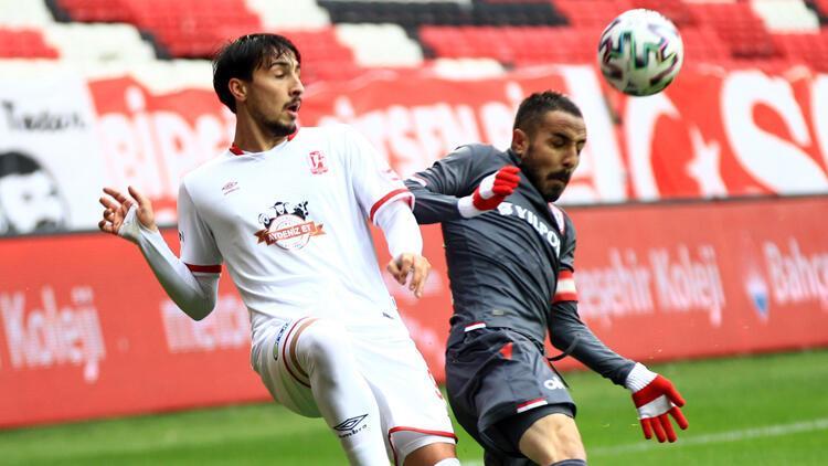 Yılport Samsunspor: 1 - Aydeniz Et Balıkesirspor: 0