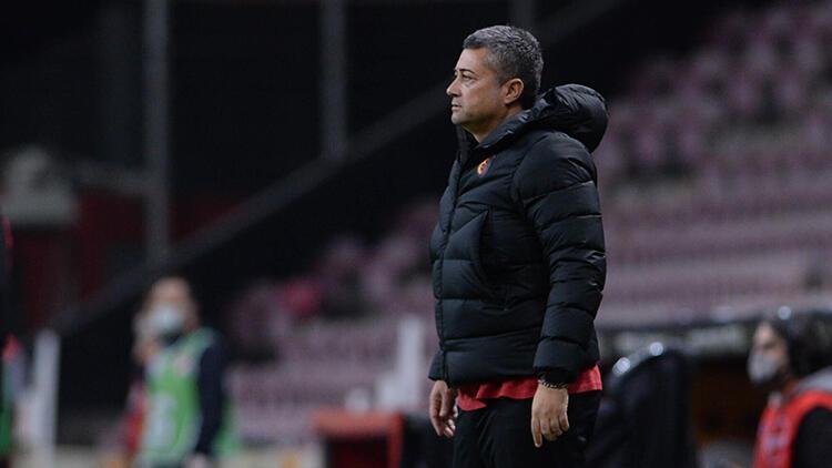 """Galatasaray'da Levent Şahin: """"Kaybetme lüksümüz yok"""""""