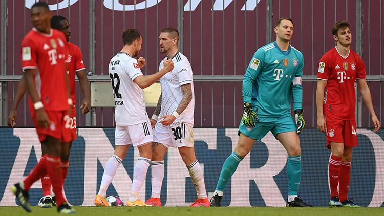 Bayern Münih 1 - 1 Union Berlin (Maç özeti)