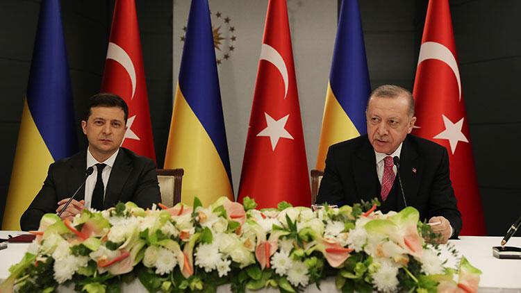 Son dakika: Cumhurbaşkanı Erdoğan: Karadeniz barış denizi olarak kalmalı