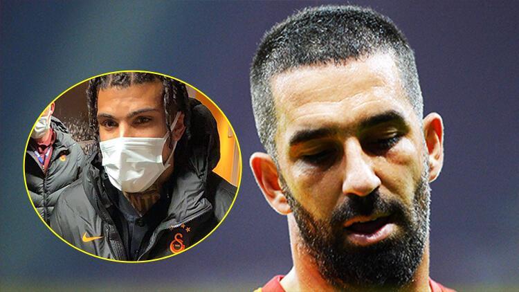 Galatasaray'da Arda Turan'dan DeAndre Yedlin isyanı! Sosyal medyadan paylaştı