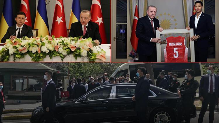 Cumhurbaşkanı Erdoğan'ın 24 saatlik yoğun temposu