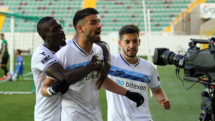 Akhisarspor 2-3 Adana Demirspor