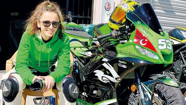 Türk kadınının gücünü gösterecek... TIR parkından şampiyonaya