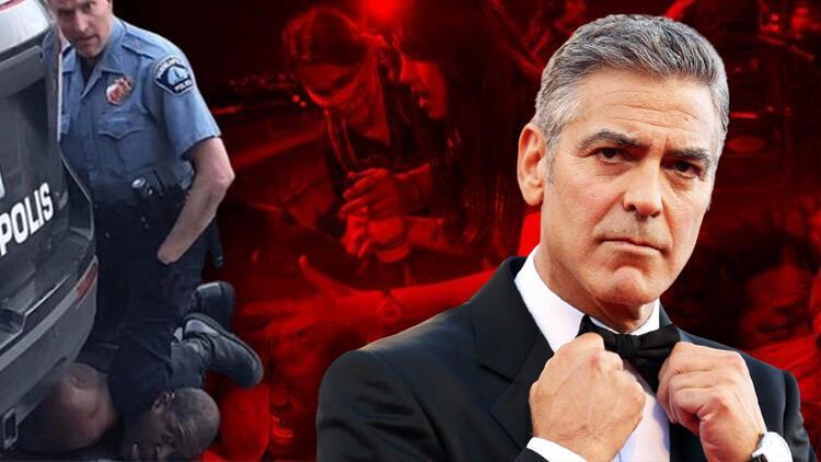 George Floyd'un avukatı açıkladı: George Clooney bize yardım etti