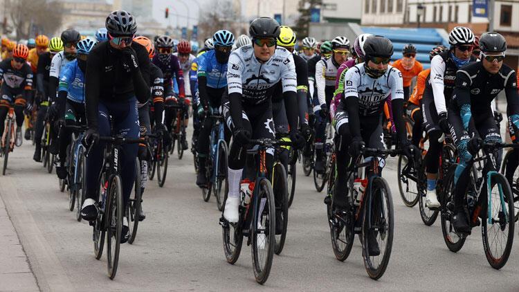 56. Cumhurbaşkanlığı Türkiye Bisiklet Turu (TUR 2021) Konya'da başladı.