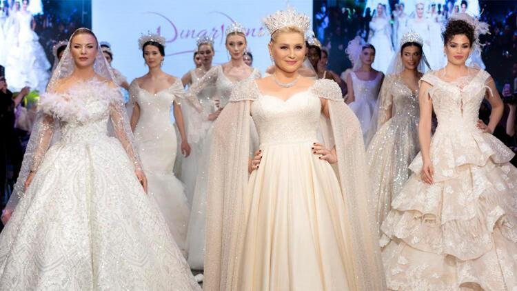 5. Gelin Damat Fashion Day pandemi kuralları ile gerçekleşti