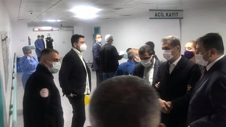 Mustafa Sarıgül, gıda zehirlenmesi nedeniyle hastaneye kaldırıldı