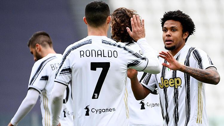 Juventus 3 - 1 Genoa (Maç özeti)