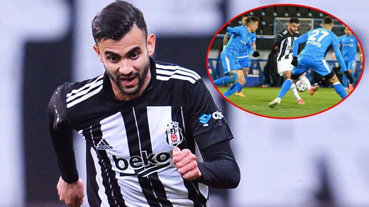 Beşiktaş'ta Rachid Ghezzal fırtınası! Tek rakibi Thomas Müller...