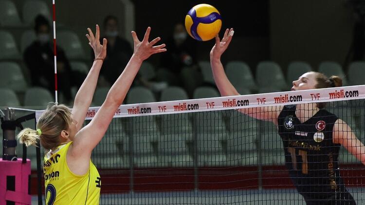 Misli.com Sultanlar Ligi final serisinde ikinci maç yarın