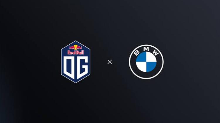 OG, BMW Esports ile olan ortaklığını duyurdu