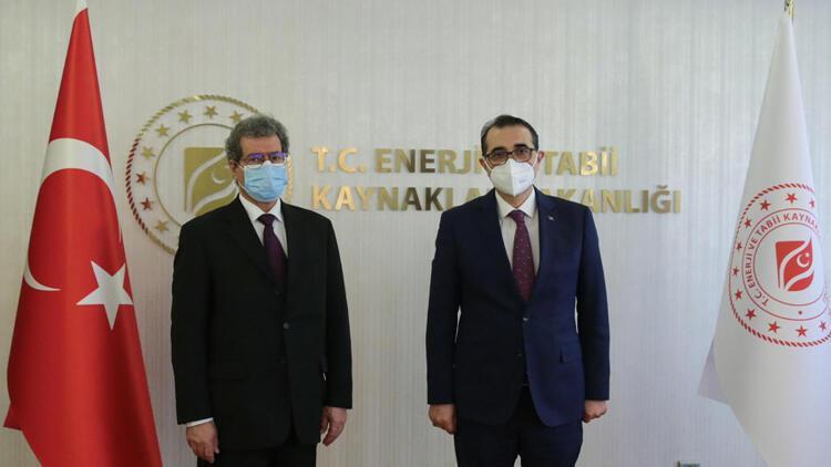 Türkiye ve Libya'dan petrol ve doğal gazda iş birliğini geliştirme kararı