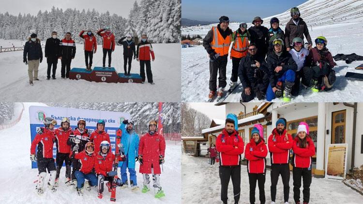 Milli kayakçılar, 2020-2021 sezonunda 127 madalya kazandı