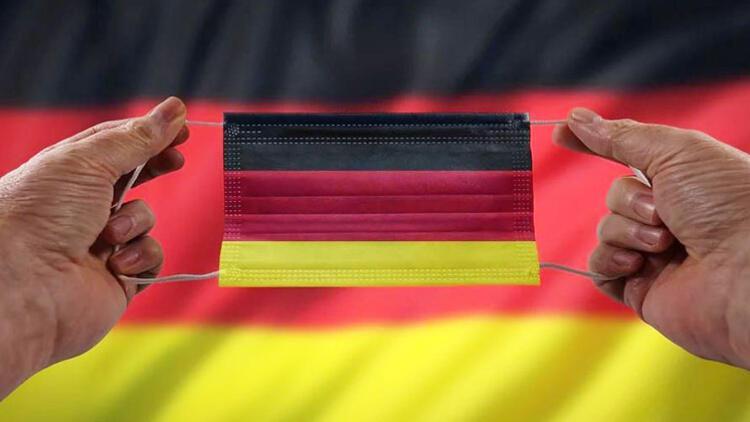 Almanya'da Kovid-19 vaka sayısı 3 milyonu geçti
