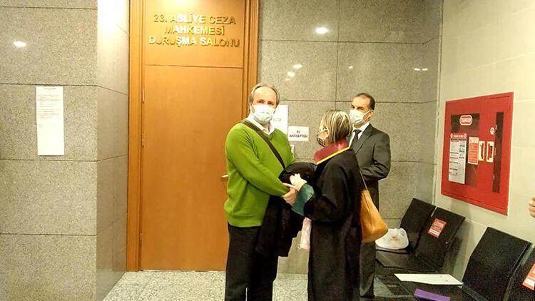 """Cumhurbaşkanı'na ve Özlem Zengin'e """"hakaret"""" ile suçlanan avukat hakim karşısında"""