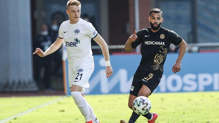 Kasımpaşa 0-0 Yeni Malatyaspor (Maç özeti)