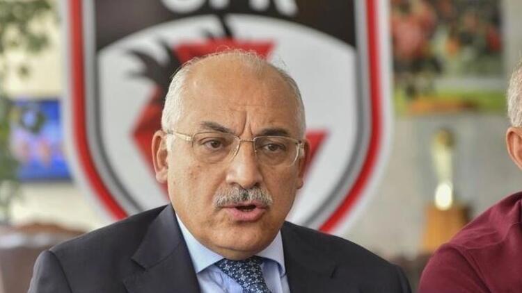 Son Dakika: Fenerbahçe maçı sonrası Gaziantep FK Başkanı Mehmet Büyükekşi'den Mete Kalkavan eleştirisi