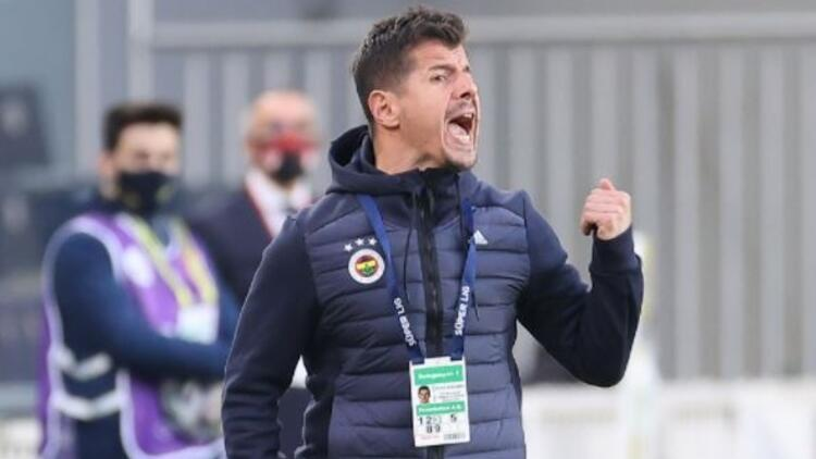 Son Dakika: Fenerbahçe Futbol A Takım Direktörü Emre Belözoğlu: 'Büyük takım böyle olur'