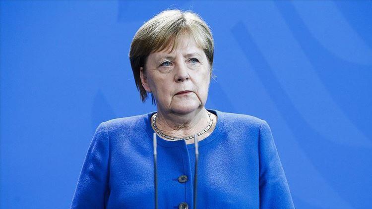 """Almanya Başbakanı Merkel'den """"huzurlu ramazan"""" dileği"""