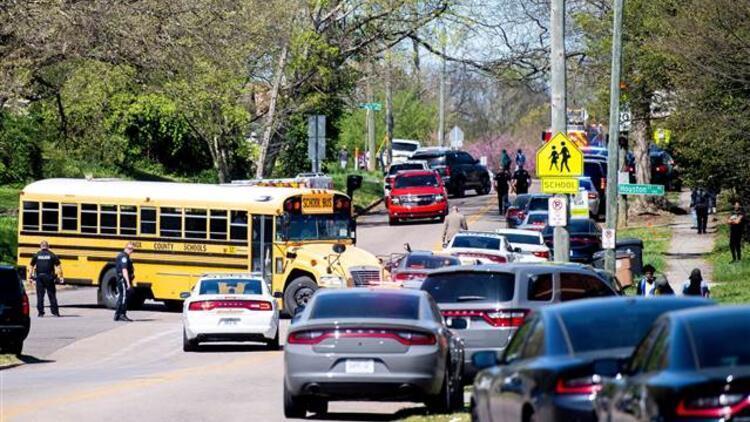 ABD'de okula silahlı saldırı! Çok sayıda kişi vuruldu
